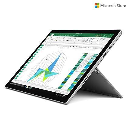 Microsoft Surface Pro (Core-i7 7th Gen/16GB/512GB/Windows 10 Pro/Integrated  Graphics), Silver