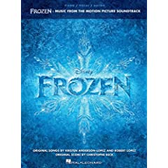 Frozen: Music from the Motion Picture Soundtrack (Piano/Vocal/Guitar) (Piano, Vocal, Guitar Songbook)