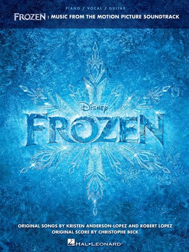 Frozen: Music from the Motion Picture Soundtrack (Piano/Vocal/Guitar)