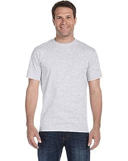 99e06566 Hanes Men's Short Sleeve Beefy T-Shirt | Amazon.com