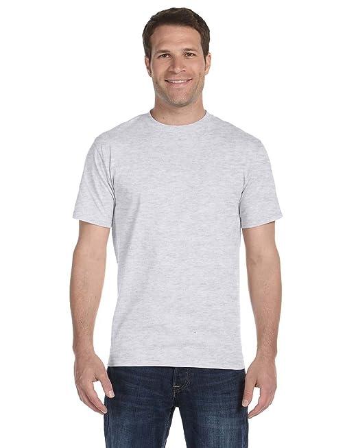 569a97ca Hanes ComfortSoft® Heavyweight T-Shirt: Amazon.co.uk: Clothing