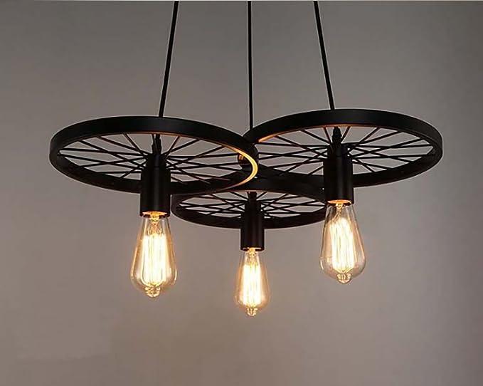 Natsen® cd092 retro nostalgia lampada a sospensione lampade a