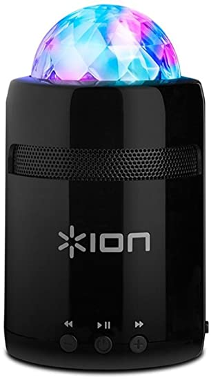 ion audio party starter mkii ultra portable bluetooth speaker with