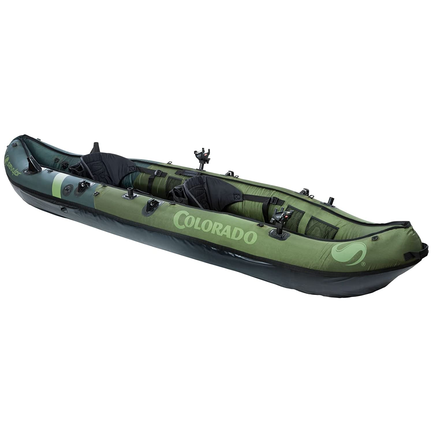 Coleman Colorado 2-Person Fishing Kayak