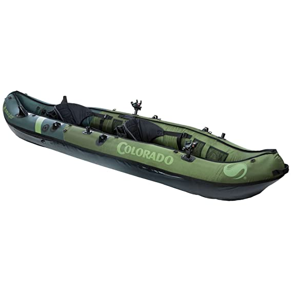 Sevylor Coleman Duck Hunting Kayak