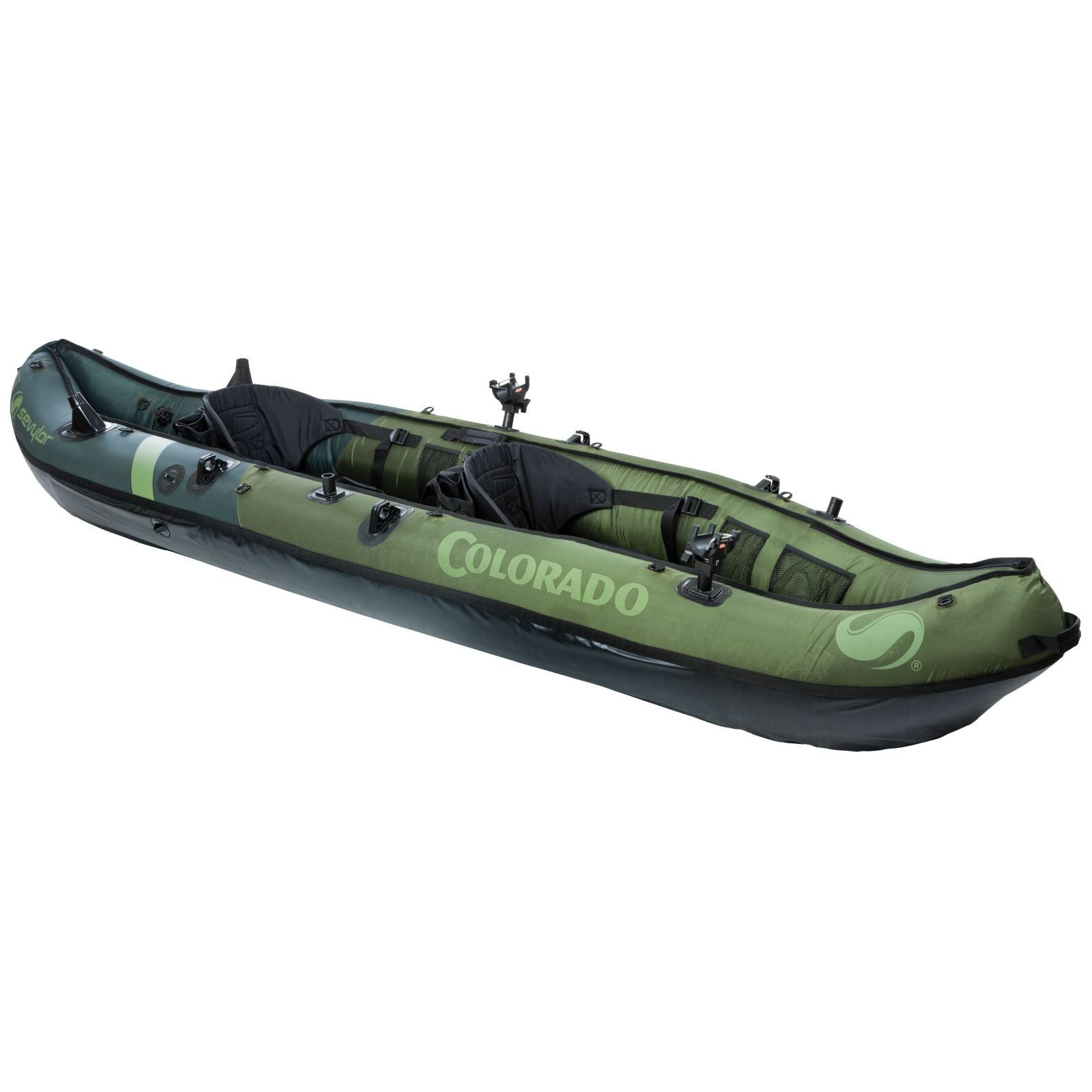 Sevylor Coleman Colorado 2-Person Fishing Kayak by Sevylor