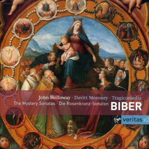 - Biber: The Mystery Sonatas