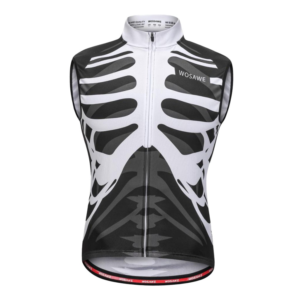 Baoblaze Premium Reflective Running Cycling Vest for Running Cycling Bike  Clothes for Women Men Safety Gear with Pocket Windbreaker Jacket Sportswear  ... 08542fd90