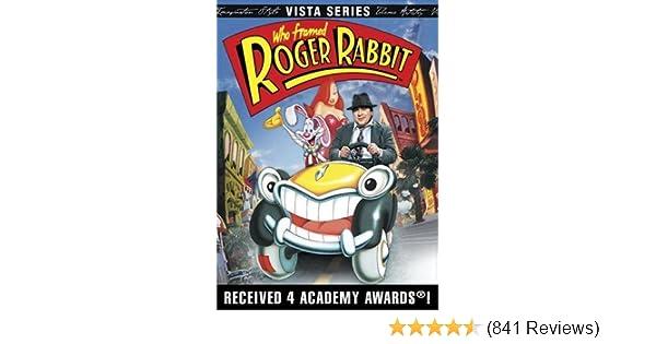 Amazon.com: Who Framed Roger Rabbit (Vista Series): Movies & TV