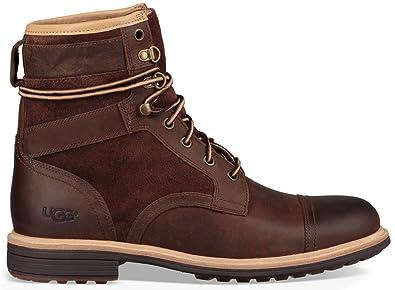 45b77360467 Amazon.com | UGG Mens Magnusson Boot Grizzly Size 13 | Chukka
