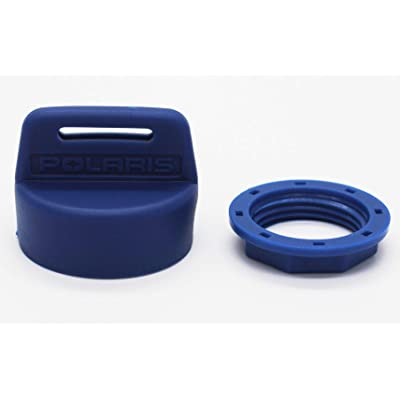 Custom Install Parts Color Coded Rubber Key Switch Cover Organizational Tool Fitted for Polaris (Blue): Automotive