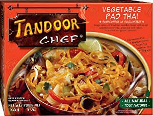 Tandoor Chef Pad Thai, 9-Ounce Boxes (Pack of 12)