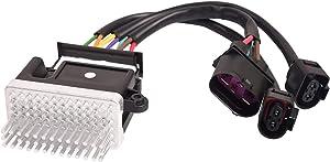 Bapmic 8K0959501C Engine Cooling Fan Control Unit Module for Audi A4 A5 Quattro 09-16 Q5 10-16