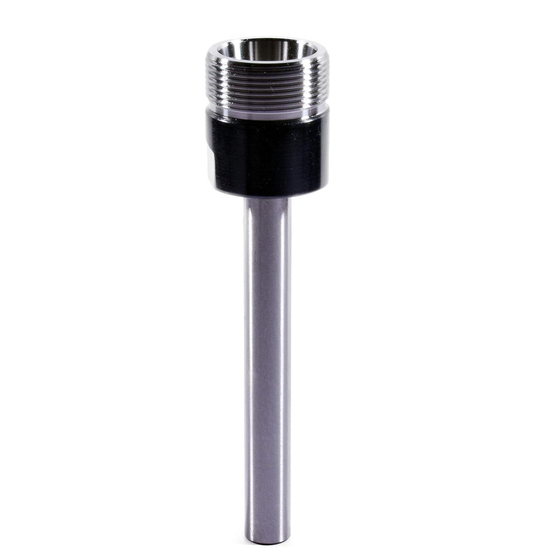 iCarbide C1//2 ER25 100L Straight Shank Collet Chuck Holder CNC Milling Tool Holder