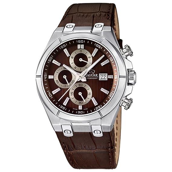 Jaguar Daily Classic reloj hombre cronógrafo J667/2: Jaguar: Amazon.es: Relojes