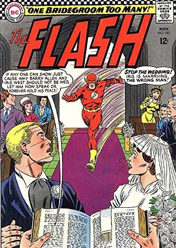 Flash (1959 series) #165
