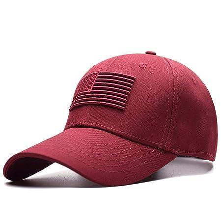 Magosca Gorra de béisbol Bandera de Estados Unidos, Gorras para ...