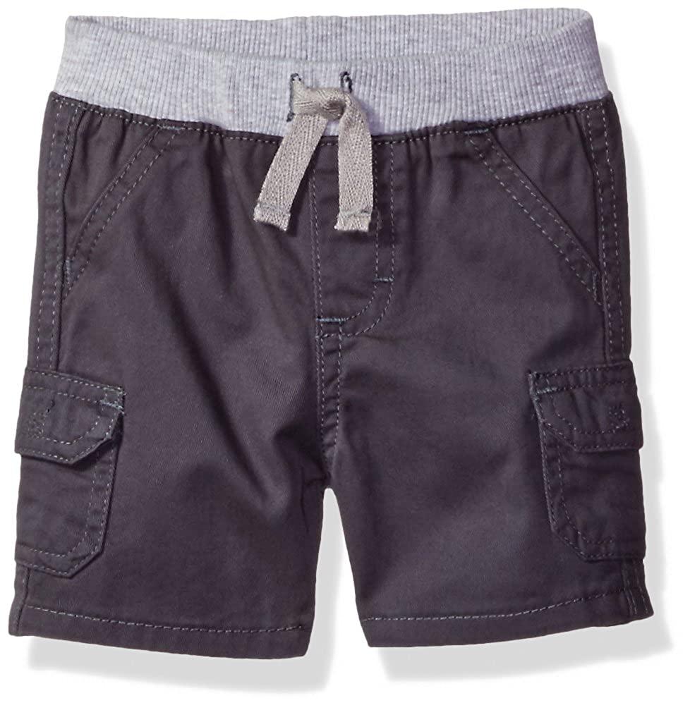 Wrangler Baby Boys' Infant Knit Waist Short