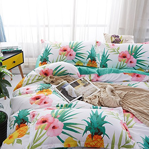 Amazon.com: Bedding Duvet Cover Sets 3-pieces Twin Size(69