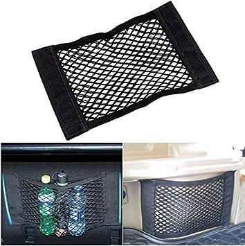 BEMLP Car Trunk Luggage Net for Toyota Corolla RAV4 Yaris Honda Civic Accord Fit CRV Nissan Qashqai Juke X-Trail Tiida Accessories Approx 25cm x 40cm//9.75 x 15.6