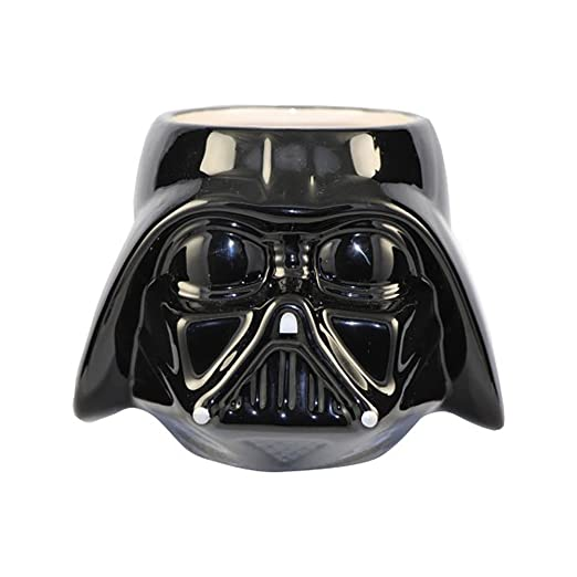 Galerie Darth Vader - Taza de cerámica, diseño de cereza: Amazon ...