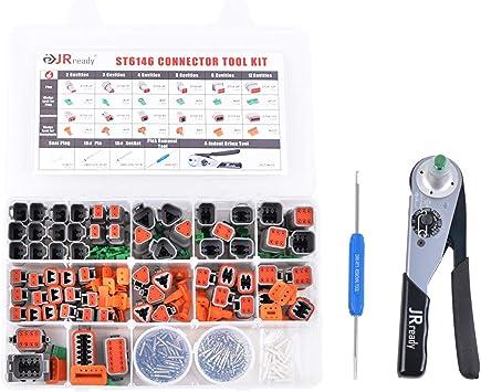 tamaño de contacto Series 16AWG Deutsch Crimp Extracción Herramienta para IMC Pin de contacto