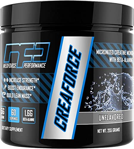 CREAFORCE Creatine and Beta-Alanine