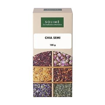 Chia Semillas - 100 g - Producto erboristico Made in Italy ...
