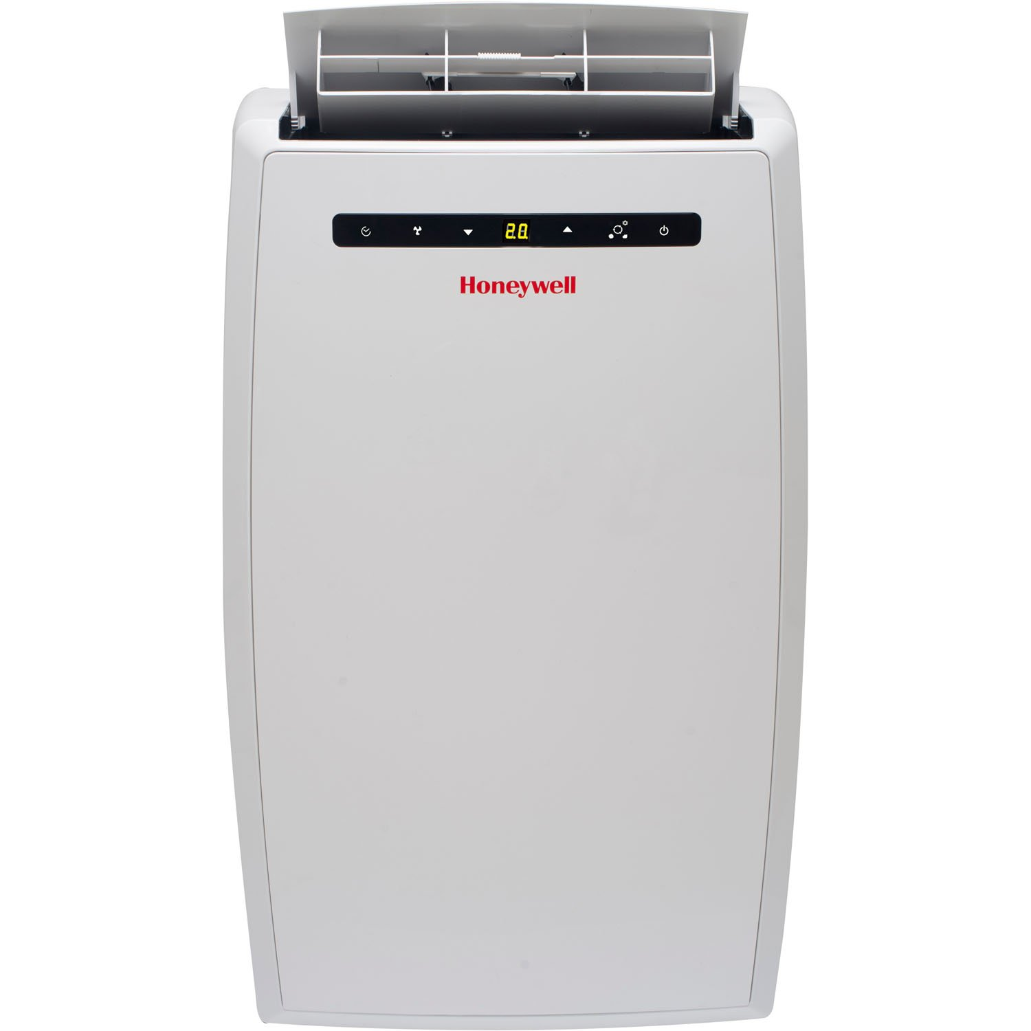 Portable Air Conditioner with Dehumidifier & Fan for Rooms Up To 550 Sq. Ft. with Remote Control in Black Honeywell MN12CESBB