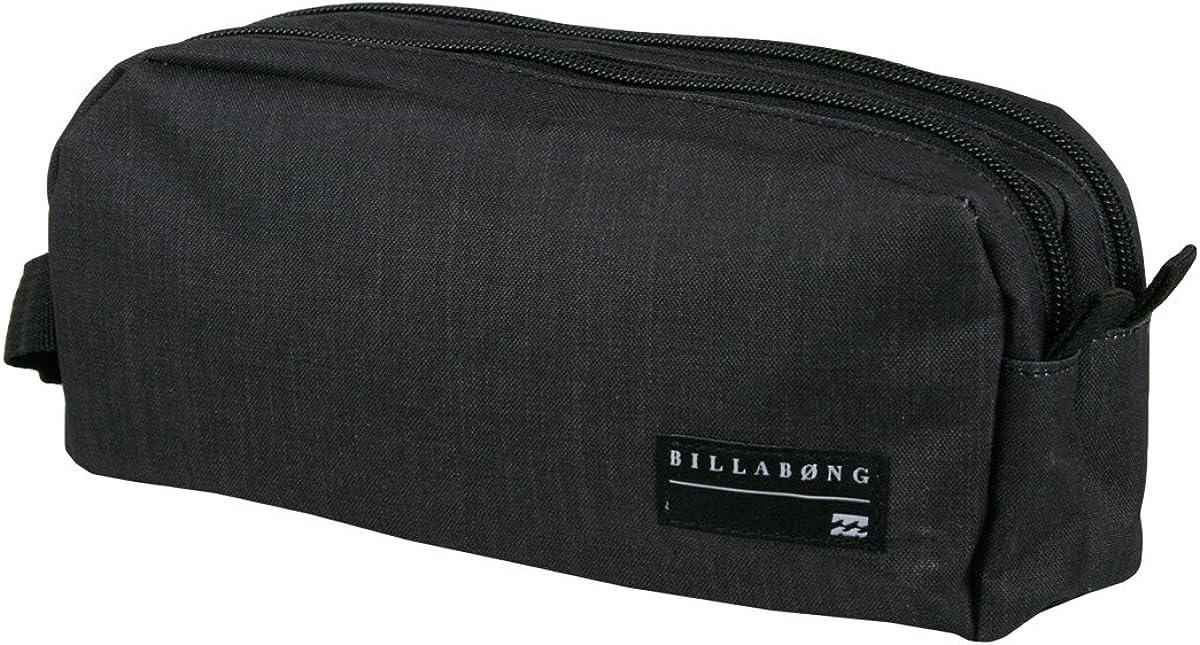 Billabong estuche Repeat Pencil Case estuche bolsa Black – 21 cm x 11 cm x 6 cm: Amazon.es: Ropa y accesorios
