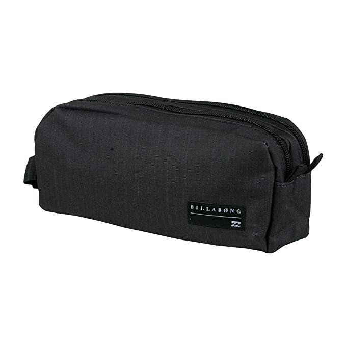 Billabong estuche Repeat Pencil Case estuche bolsa Black ...