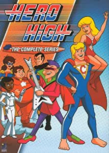 Hero High - The Complete Series