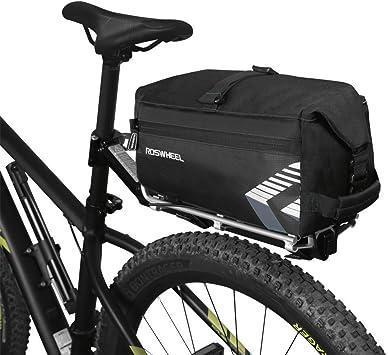 E-Goal ROSWHEEL - Sillín multifunción para Bicicleta, Deporte, al ...