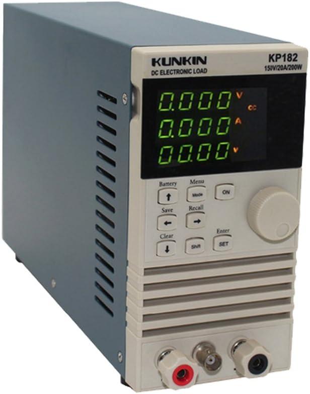 220V KP182 Electronic DC Load Test Meter Lastprüfgerät Einkanal Last Prüfer SALE
