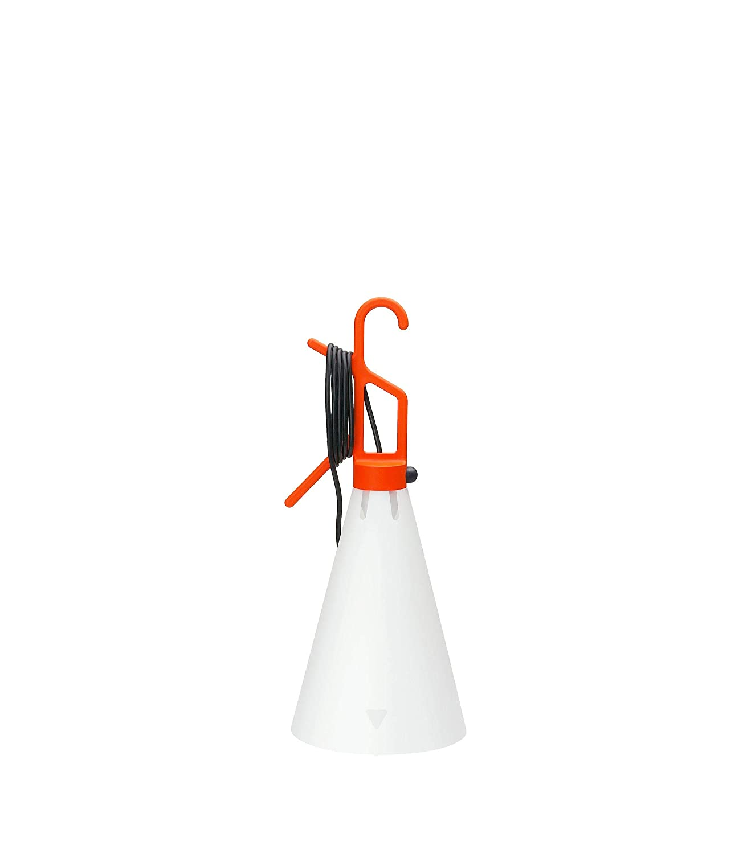 Flos MayDay EU ARA C.2, Plastik, E27, 60 W, Orange, 22x53cm