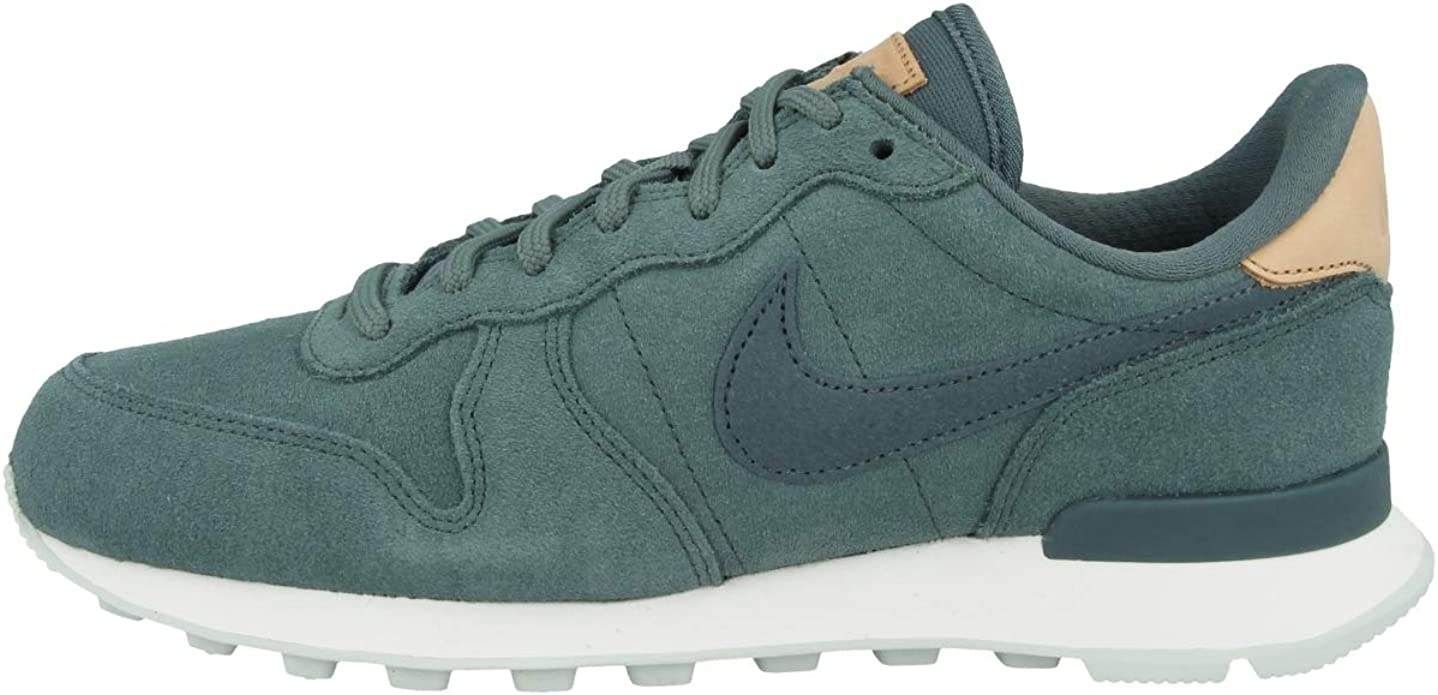 Nike Internationalist Sneakers Damen Grün