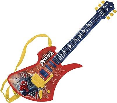 REIG- Spiderman Guitarra electrónica con Canciones (662068 ...