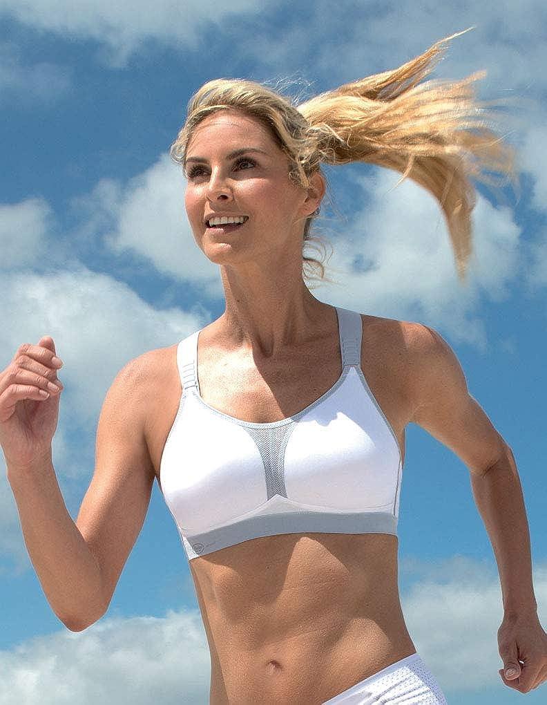 Anita Active Damen Bügelloser Sport-BH Sport-BH Sport-BH X - Back B07GKR8L6P Sport-BHs Heißer Verkauf 094093