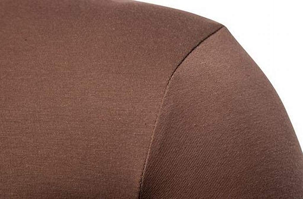 XTX Mens Regular Fit Solid Casual Sport Long Sleeve Comfort T-Shirt Tee