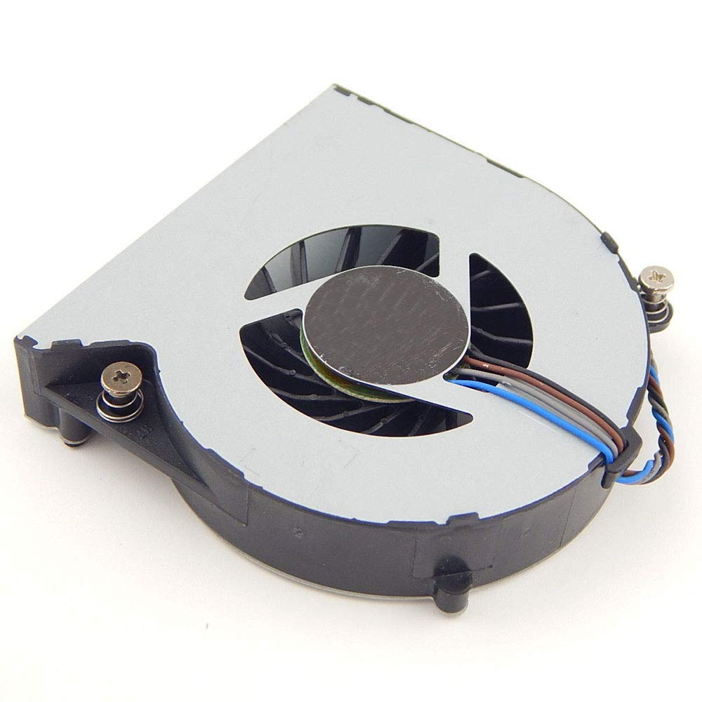 Moligh doll Nuova CPU Cooling Fan Fit 4Pin per Probook 4530S 4535S 4730S 6460B 6465b 8460P 646285-001 646284-00 Laptop 5V