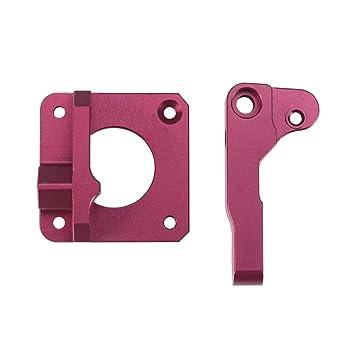 iplusmile Accesorios de la impresora 3D de metal extrusor ...