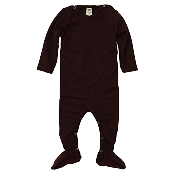fee189219b4afb Lilano Schlafanzug - Baby-Overall - Wolle-Seide by Wollbody®  Amazon.de   Bekleidung