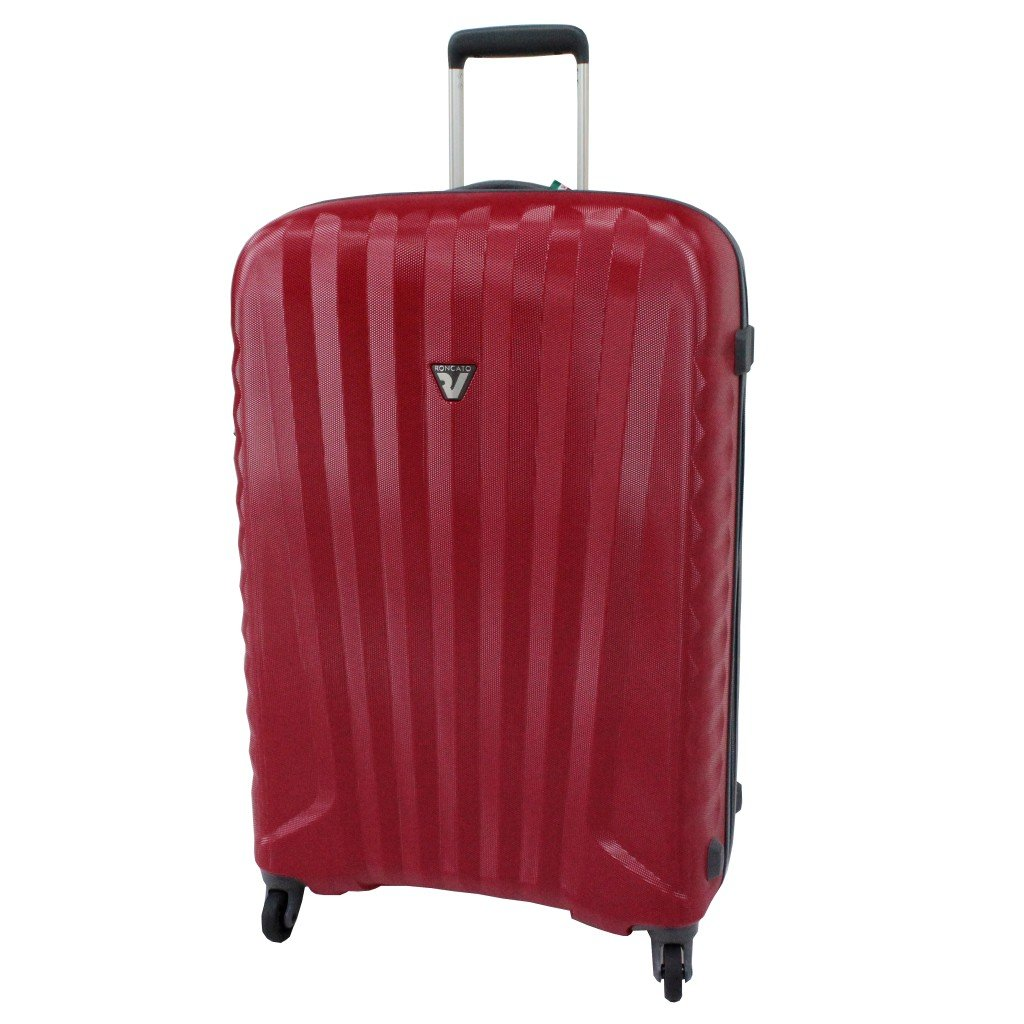 RONCATO UNO ZIP ZSL suitcase 5082 Red by Roncato