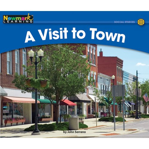 A Visit to Town (Rising Readers)