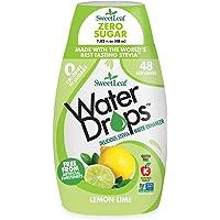 SweetLeaf WaterDrops, Lemon Lime, 1.62 Fl Oz (Pack of 1)