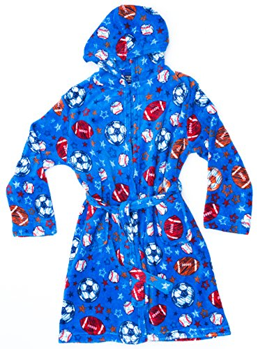 hooded robes for boys - 4