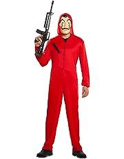 generique Costume da rapinatore la casa di Carta per adulto M / L