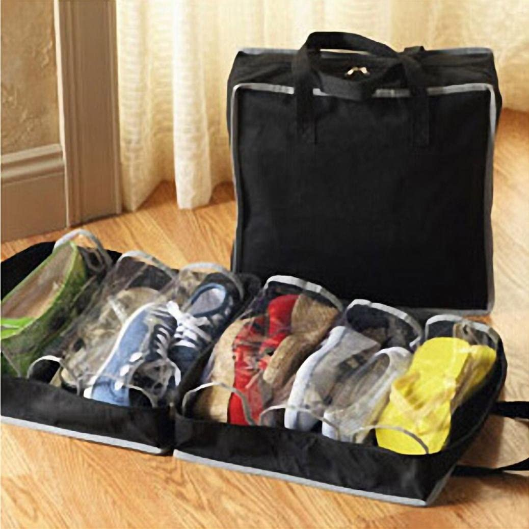 Portable Shoes Travel Storage Bag Organizer Tote Luggage Carry Pouch Holder 2019