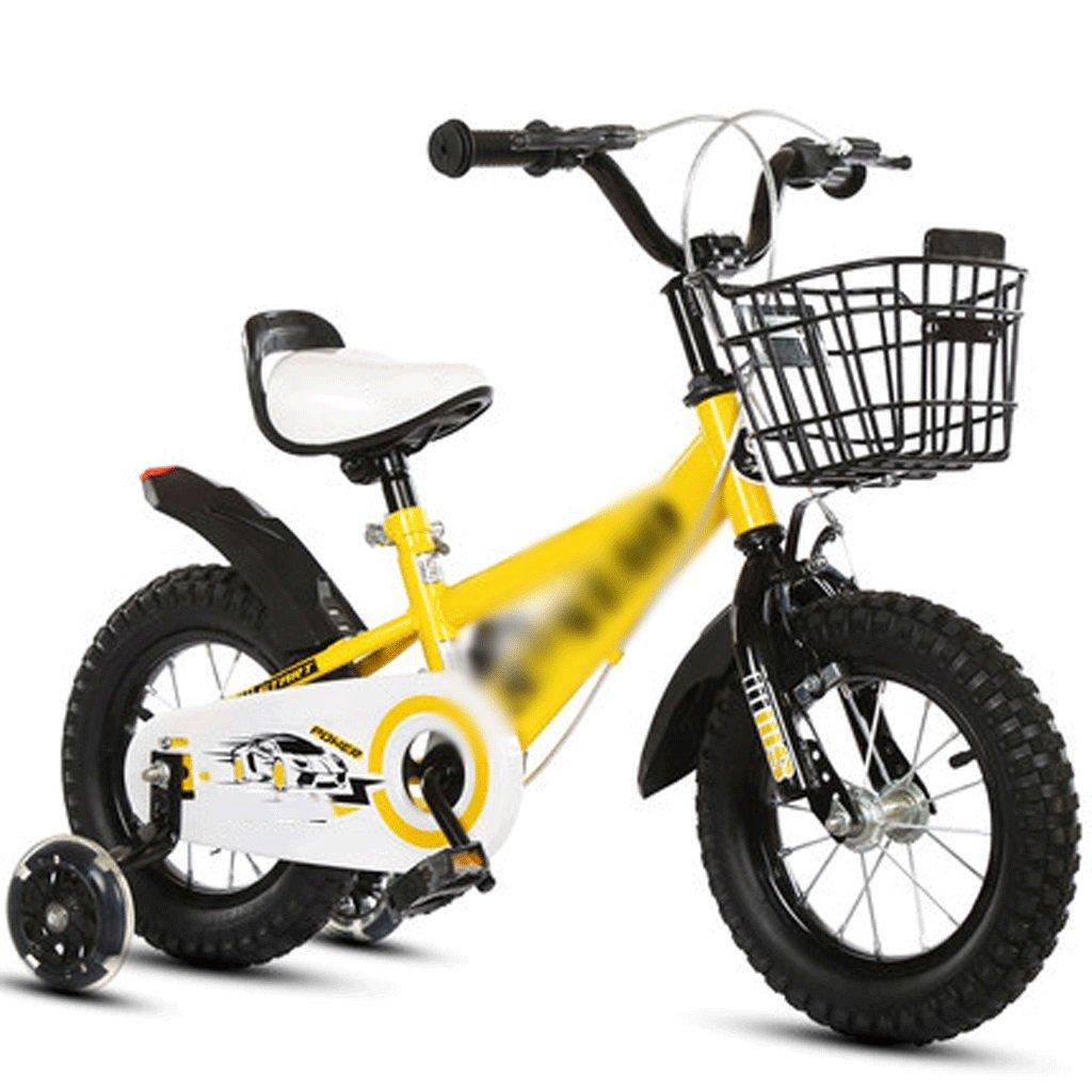 自転車 自転車の子供の車のおもちゃの車12-14-16-18-20インチの男性と女性の赤ちゃんの車の子供の自転車 B07DPNH46W
