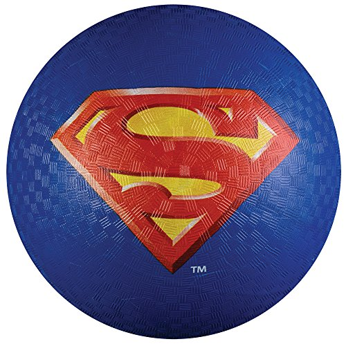 Franklin Sports 8.5″ Playground Ball, Superman